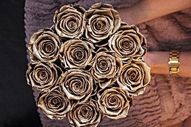 gold roses toronto