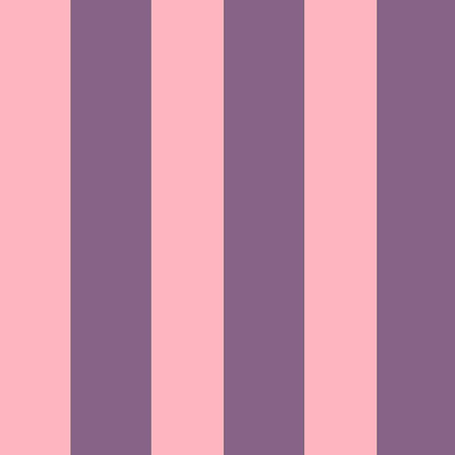 LARGE SQUARE PINK ROWS VERTICAL