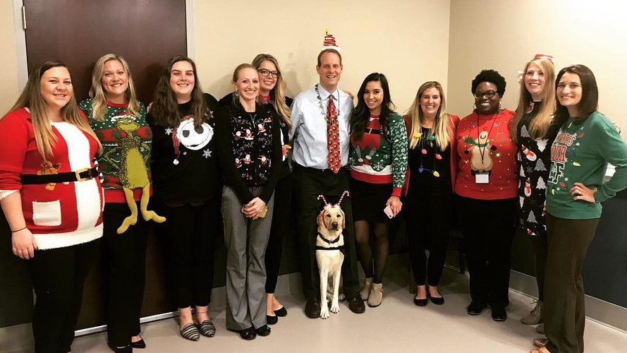 Happy Holidays from the DA's Office!