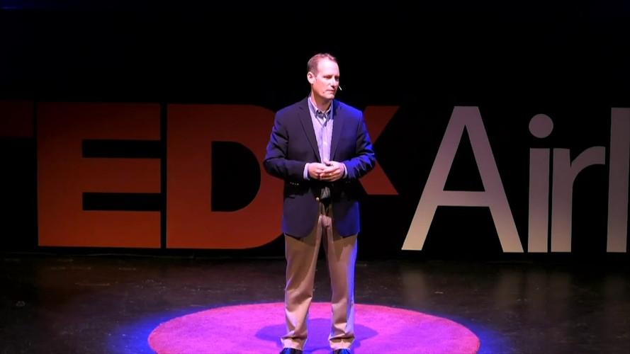 Ben David at TedxAirlie - March 29, 2019