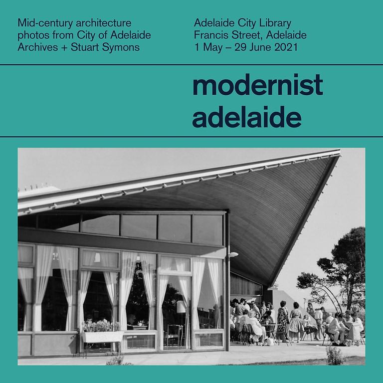 Modernist Adelaide: 1940s–1970s Exhibition