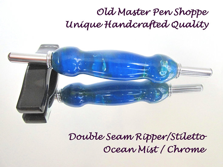 Ocean Mist with Chrome Plating