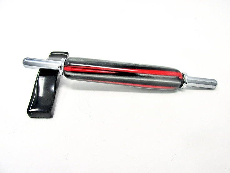Handmade Speed Demon Double Seam Ripper/Stiletto with Chrome Plating