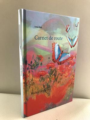 Recueil de poèmes Carnet de route