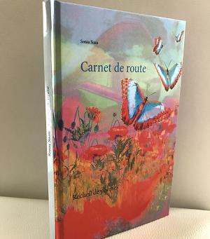 """Recueil de poèmes """"Carnet de route"""""""