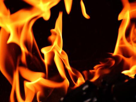 El fuego sacrado