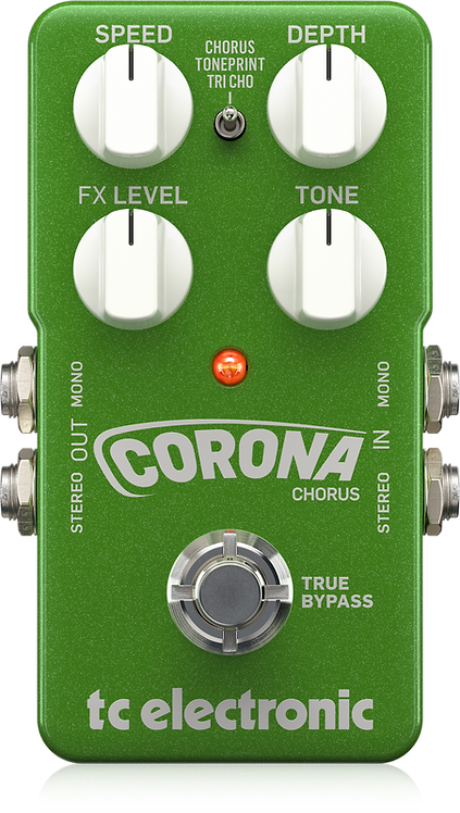 CORONA Chorus Pedal - TC Electronic