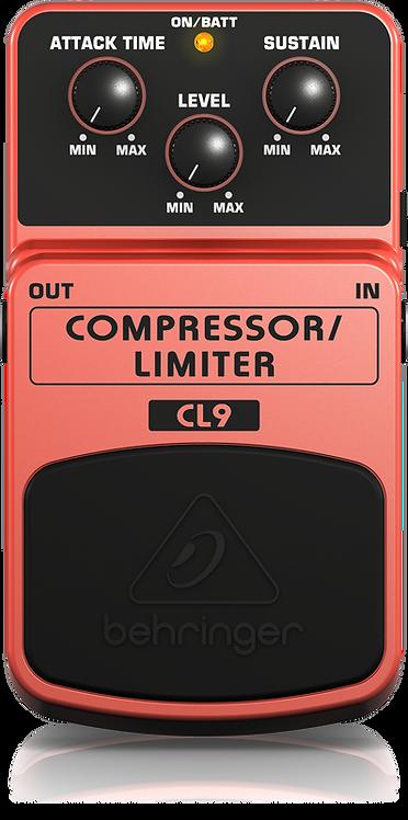 Compressor/Limiter CL9 : Behringer
