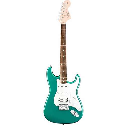 Affinity Stratocaster HSS - Race Car Green - Squier