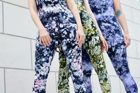 Tinalicious neue Jumpsuit Sommerkollektion - METAMORPHOSIS - Batik Catsuits