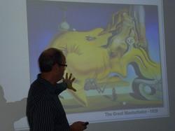Art Lecture - Salvador Dali