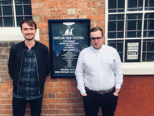 FACT OR FICTION? WINS AT FORTEAN FILM FESTIVAL