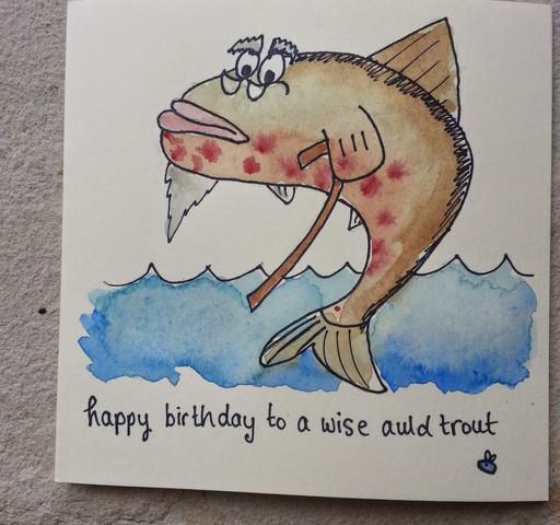 auld trout