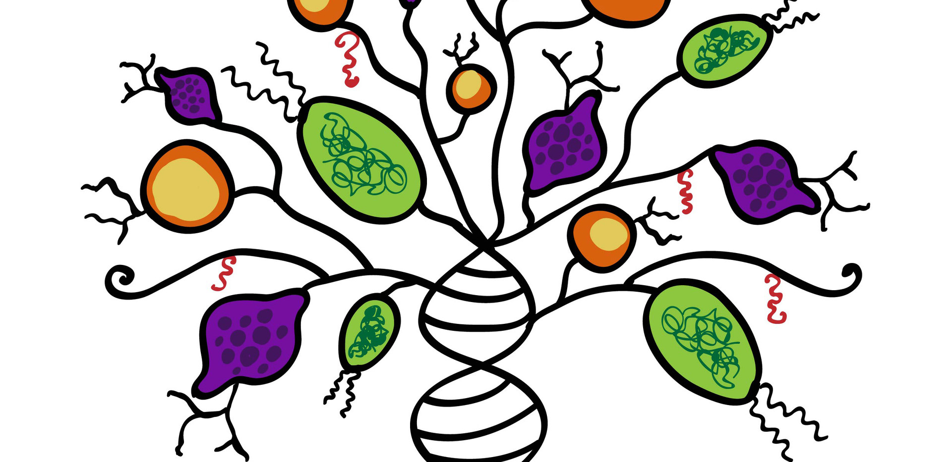 pathogen tree of life