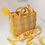 Thumbnail: Chequered Bag - Yellow