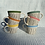 Thumbnail: Hand Painted Small Coffee Cup