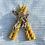 Thumbnail: Spiral Candles 100% Natural Beeswax
