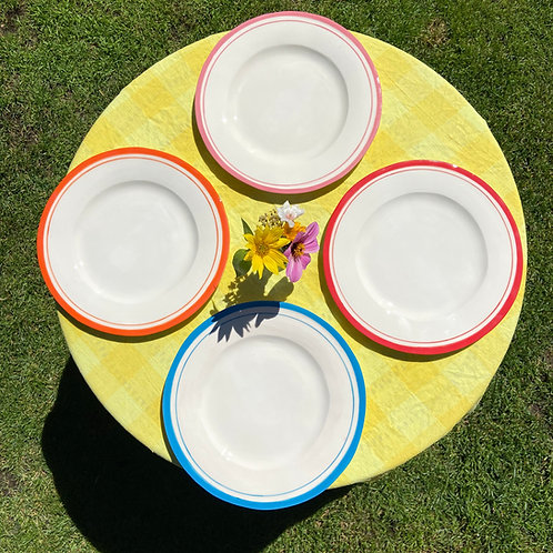 Classic Large Dinner Plate