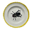 Thumbnail: Hand Painted Side Plate - Fly