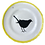 Thumbnail: Hand Painted Side Plate - Black Bird