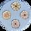 Thumbnail: Terracotta Flower Plates