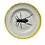 Thumbnail: Hand Painted Side Plate - Beetle