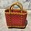 Thumbnail: Reset Recycled Plastic Basket Bag - Small