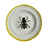 Thumbnail: Hand Painted Side Plate - Queen Bee