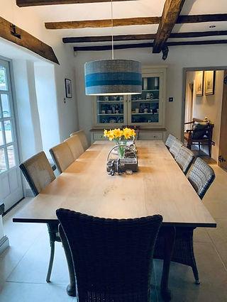 Interior design bespoke lampsahde