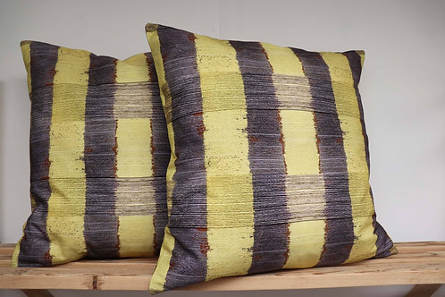 Painterley Cushions