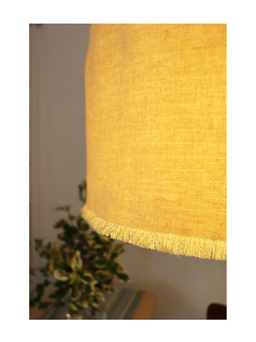 Buttermilk Lampshade