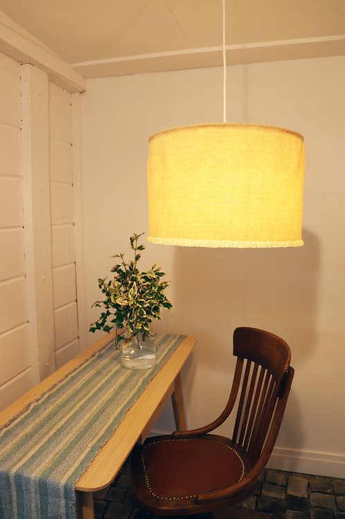 Buttermilk Lampshade