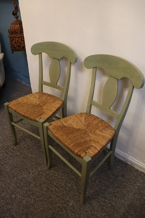 French Kitchen dining chairs
