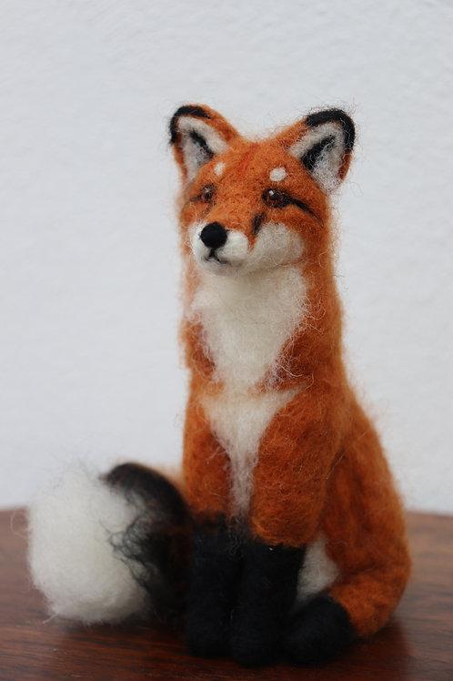 Felted Fox
