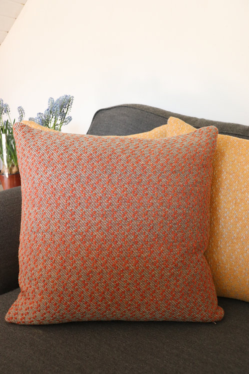 Mottled Oakleaf Cushion