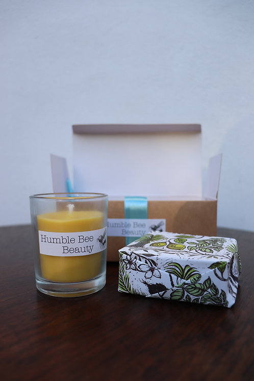 Candle & Soap Gift Set