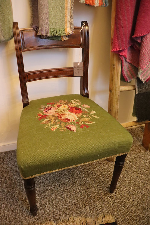 Needle work seat chair