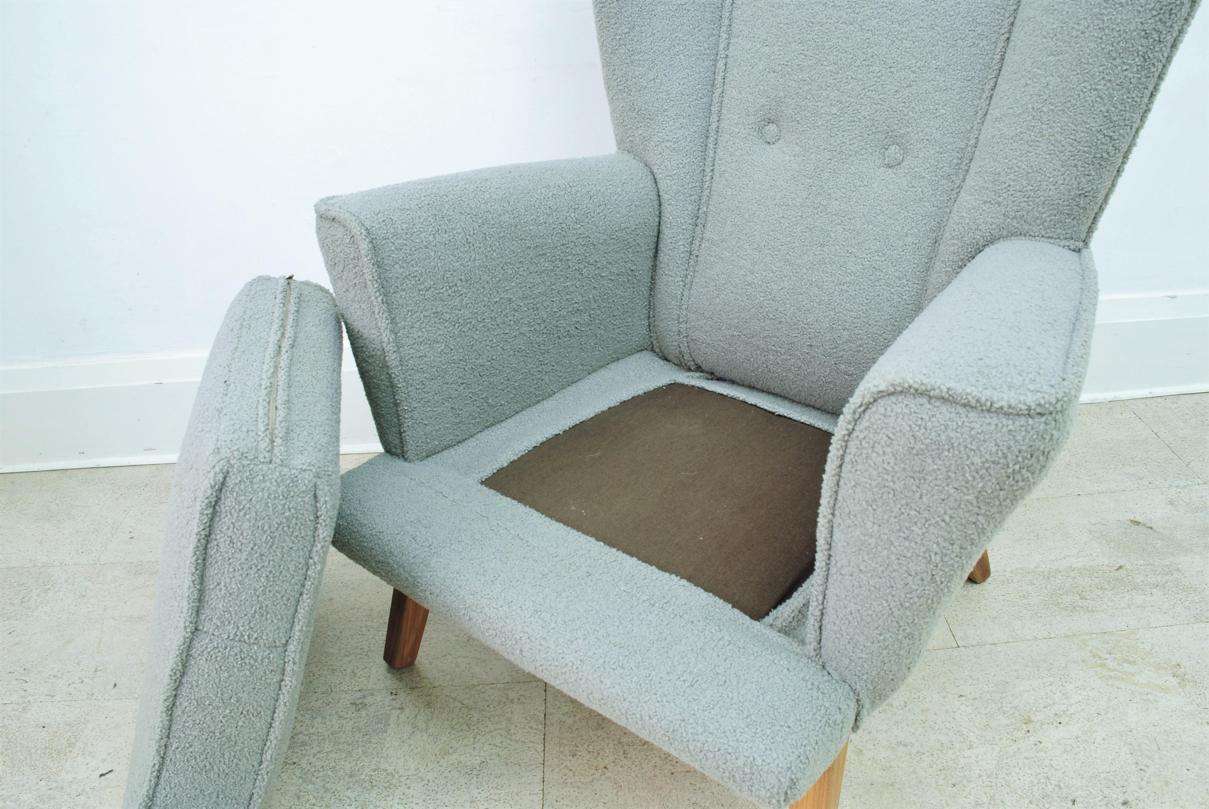 Mid Century 2 Seater Sofa