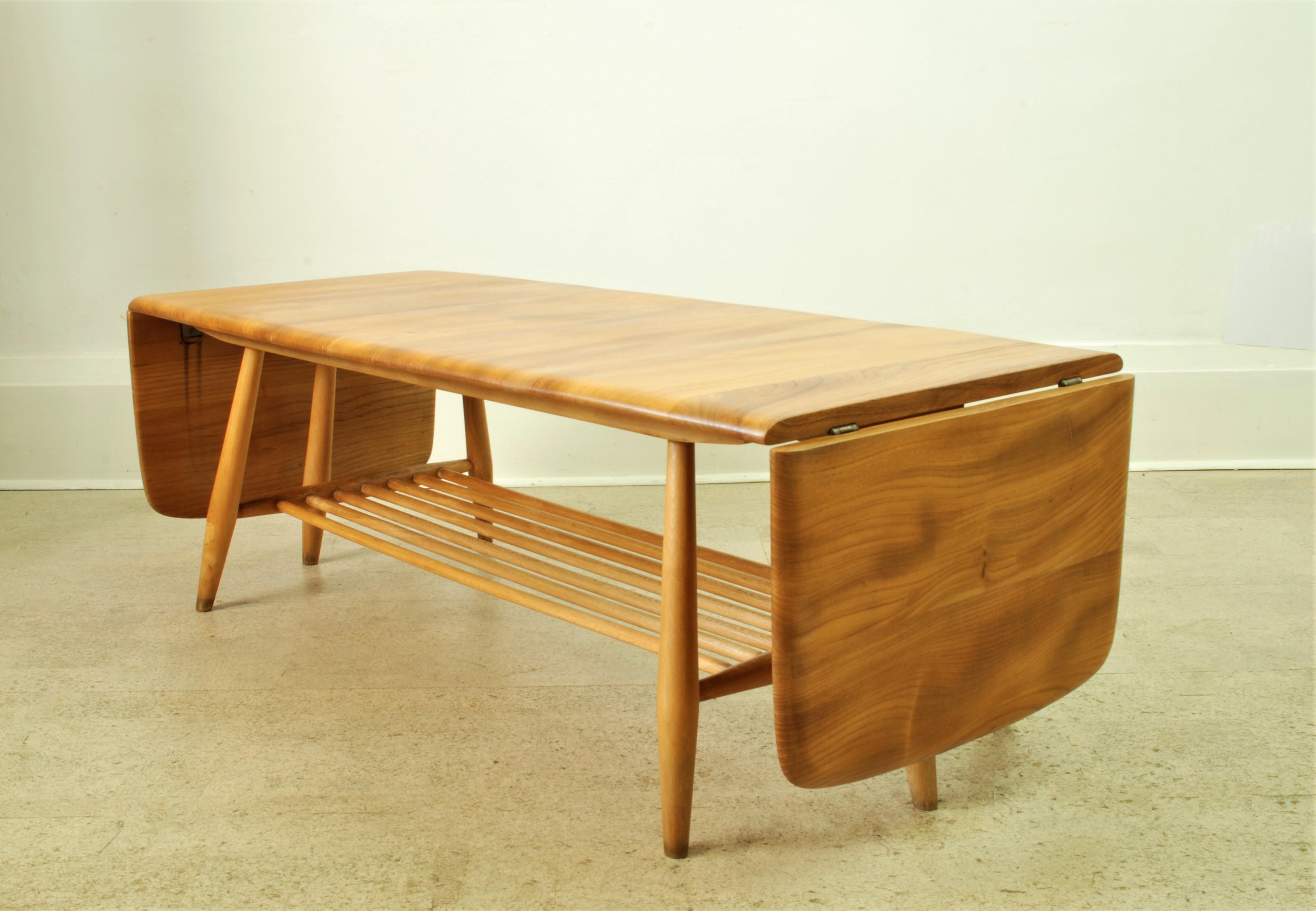ERCOL COFFEE TABLE