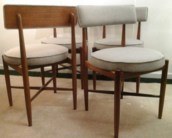 G PLAN DINING CHAIRS