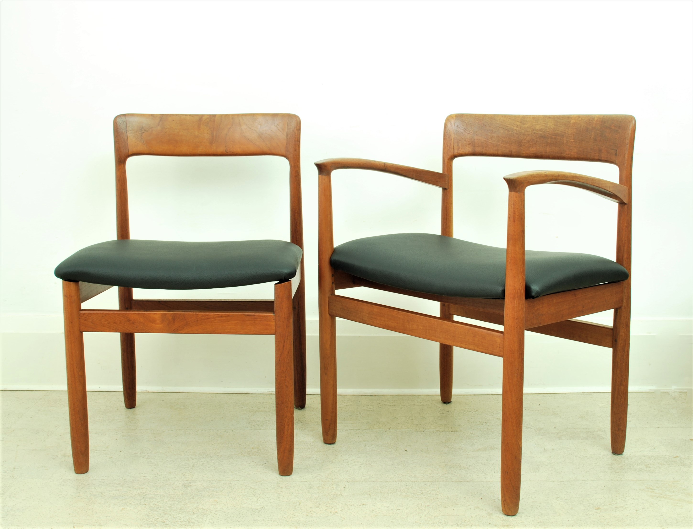John Herbert for A Younger Dining Chairs