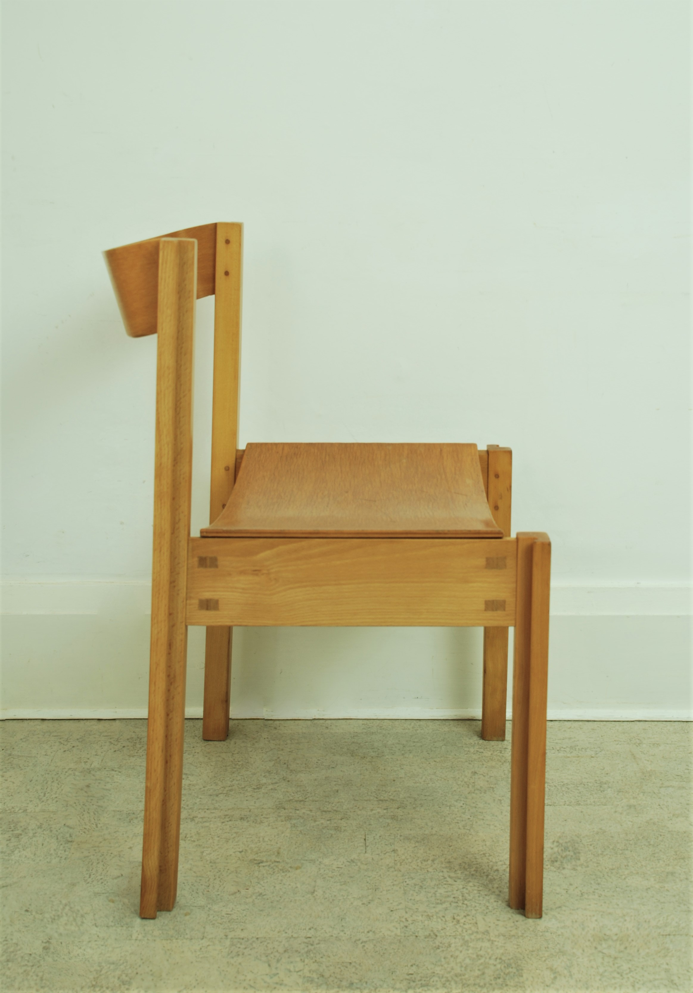 Clive Bacon Jigsaw Chairs