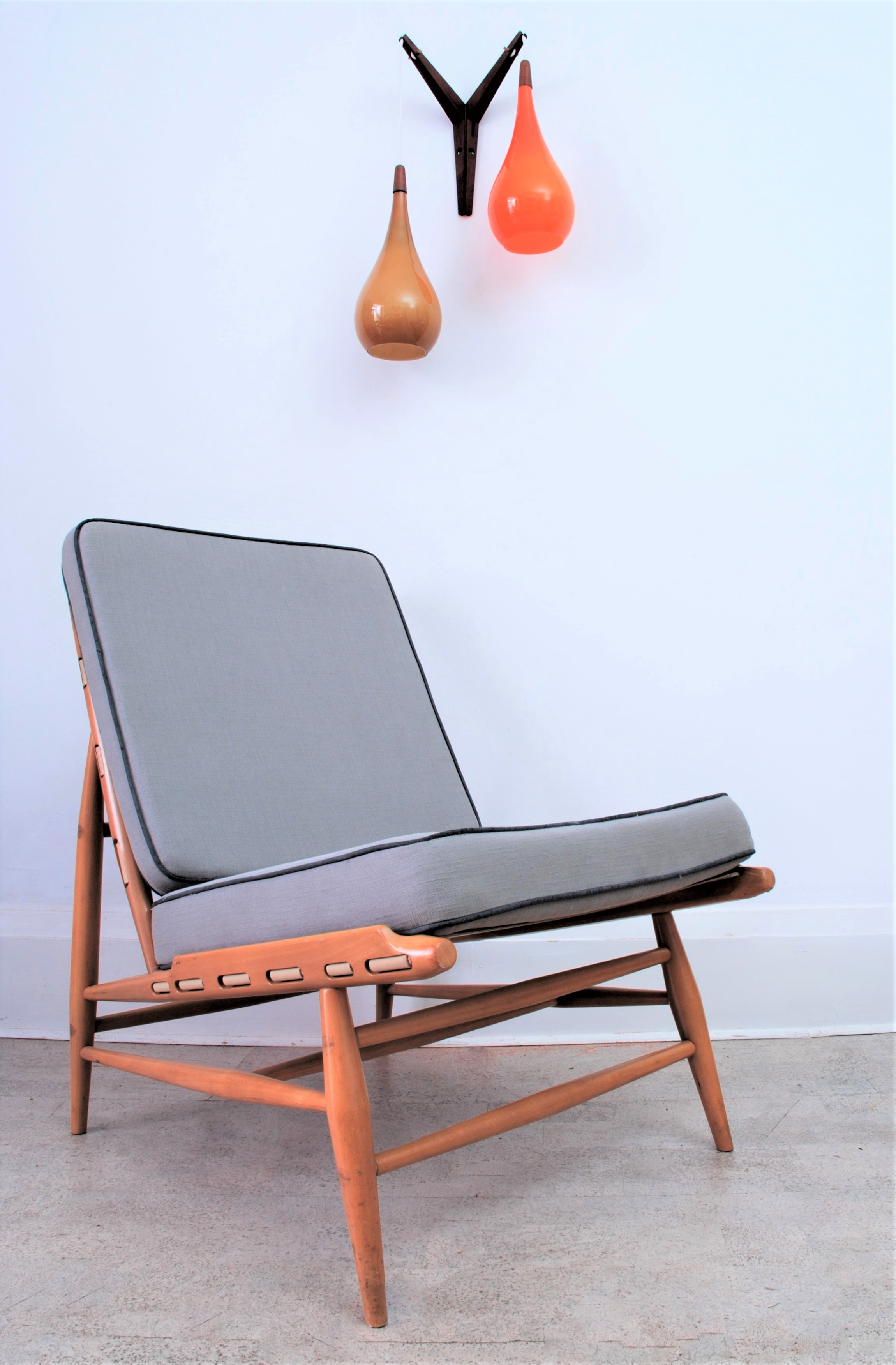 Ercol 427 Modular Lounge Chair (3)