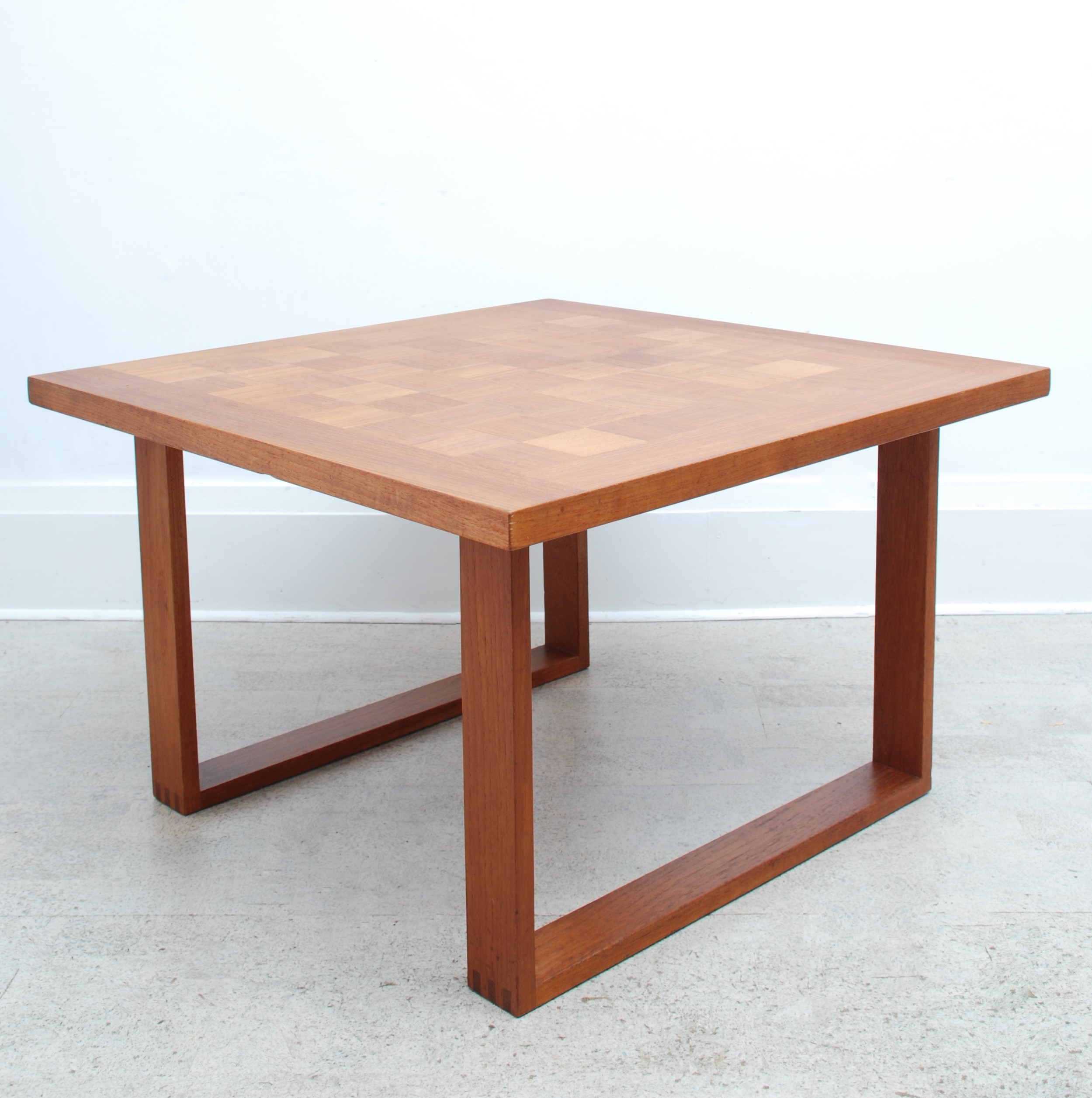 France & Son Danish Coffee Table