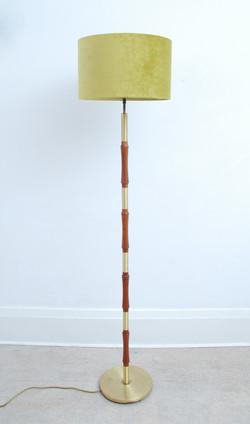 Swedish Mid Century Floor Lamp