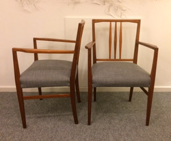GORDON RUSSELL DINING CHAIRS