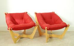 Odd Knutson Chairs (8)