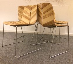 LAPALMA LINK STACKING CHAIRS