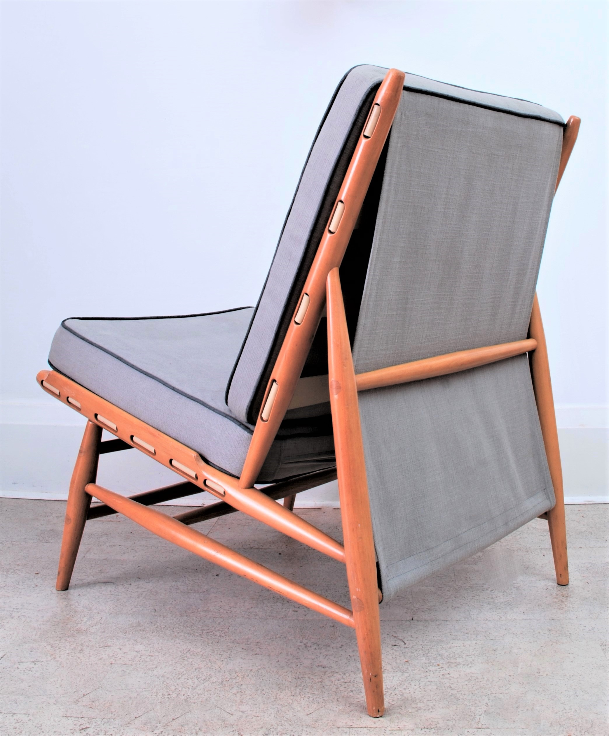 Ercol 427 Modular Lounge Chair (4)
