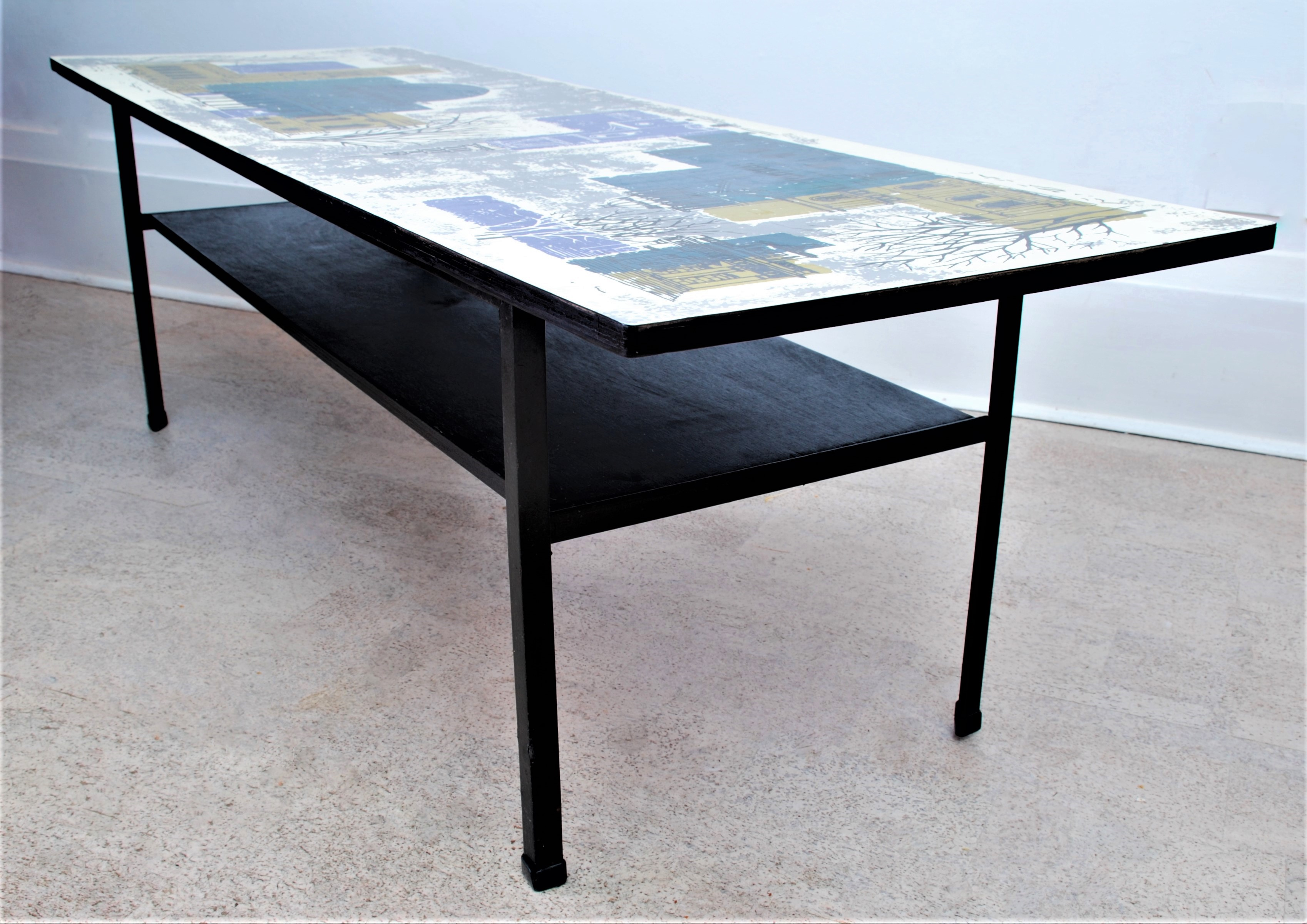 JOHN PIPER COFFEE TABLE